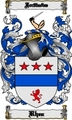 Thumbnail Rhea Family Crest  Rhea Coat of Arms Digital Download