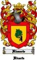 Thumbnail Ricaurte Family Crest  Ricaurte Coat of Arms Digital Download