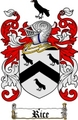Thumbnail Rice Family Crest / Rice Coat of Arms