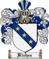 Thumbnail Richez Family Crest  Richez Coat of Arms