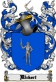 Thumbnail Rickert Family Crest  Rickert Coat of Arms Digital Download