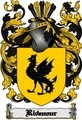 Thumbnail Ridenour Family Crest  Ridenour Coat of Arms Digital Download