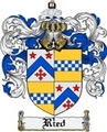 Thumbnail Ried Family Crest  Ried Coat of Arms