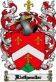 Thumbnail Riethmuller Family Crest  Riethmuller Coat of Arms Digital Download