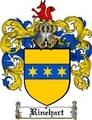Thumbnail Rinehart Family Crest  Rinehart Coat of Arms
