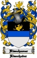 Thumbnail Risenhoover Family Crest  Risenhoover Coat of Arms Digital Download