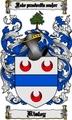 Thumbnail Risley Family Crest  Risley Coat of Arms Digital Download
