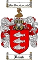 Thumbnail Roack Family Crest  Roack Coat of Arms
