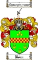Thumbnail Roan Family Crest  Roan Coat of Arms