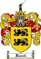 Thumbnail Roark Family Crest  Roark Coat of Arms