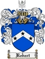 Thumbnail Robart Family Crest  Robart Coat of Arms