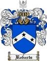 Thumbnail Robarts Family Crest  Robarts Coat of Arms