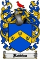Thumbnail Robbins Family Crest  Robbins Coat of Arms Digital Download