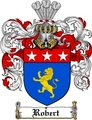 Thumbnail Robert Family Crest  Robert Coat of Arms