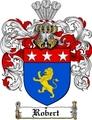 Thumbnail Robert Family Crest  Robert Coat of Arms