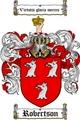Thumbnail Robertson Family Crest / Robertson Coat of Arms