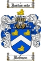 Thumbnail Robson Family Crest  Robson Coat of Arms