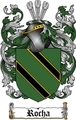Thumbnail Rocha Family Crest  Rocha Coat of Arms
