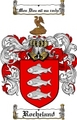 Thumbnail Rocheland Family Crest  Rocheland Coat of Arms