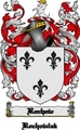 Thumbnail Rochow Family Crest  Rochow Coat of Arms Digital Download