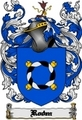 Thumbnail Roden Family Crest  Roden Coat of Arms Digital Download