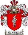 Thumbnail Roderigues Family Crest  Roderigues Coat of Arms