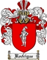 Thumbnail Rodrigue Family Crest  Rodrigue Coat of Arms