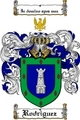 Thumbnail Rodriguez Family Crest / Rodriguez Coat of Arms