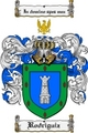 Thumbnail Rodriguiz Family Crest  Rodriguiz Coat of Arms