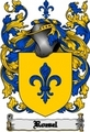 Thumbnail Roesel Family Crest  Roesel Coat of Arms Digital Download