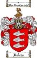 Thumbnail Roiche Family Crest  Roiche Coat of Arms