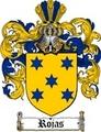Thumbnail Rojas Family Crest  Rojas Coat of Arms