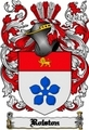Thumbnail Rolston Family Crest  Rolston Coat of Arms Digital Download