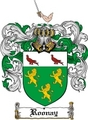 Thumbnail Roonay Family Crest  Roonay Coat of Arms