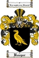 Thumbnail Rooper Family Crest  Rooper Coat of Arms