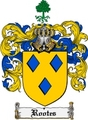 Thumbnail Rootes Family Crest  Rootes Coat of Arms