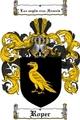 Thumbnail Roper Family Crest  Roper Coat of Arms