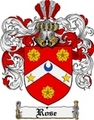 Thumbnail Rose Family Crest  Rose Coat of Arms