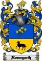 Thumbnail Rosengarth Family Crest  Rosengarth Coat of Arms Digital Download