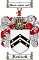 Thumbnail Rosewell Family Crest  Rosewell Coat of Arms