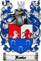 Thumbnail Rosko Family Crest  Rosko Coat of Arms Digital Download