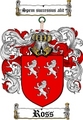 Thumbnail Ross Family Crest / Ross Coat of Arms