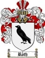 Thumbnail Roth Family Crest / Roth Coat of Arms
