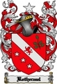 Thumbnail Rothermel Family Crest  Rothermel Coat of Arms Digital Download