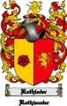 Thumbnail Rothleder Family Crest  Rothleder Coat of Arms Digital Download