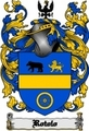 Thumbnail Rotolo Family Crest  Rotolo Coat of Arms Digital Download
