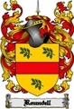 Thumbnail Roundell Family Crest  Roundell Coat of Arms Digital Download