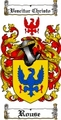 Thumbnail Rouse Family Crest  Rouse Coat of Arms