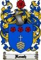 Thumbnail Roush Family Crest  Roush Coat of Arms Digital Download