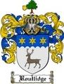 Thumbnail Routlidge Family Crest  Routlidge Coat of Arms